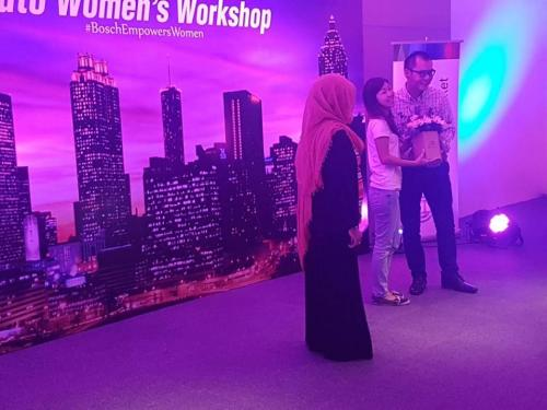 Bosch Women's Automotive Workshop